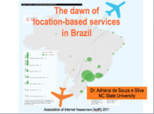 The dawn of location-based services in Brazil