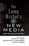Placing location-aware media in a history of the virtual
